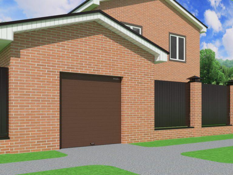 Частное строительство - гаражи