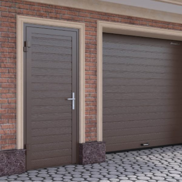 Гаражная дверь гараж