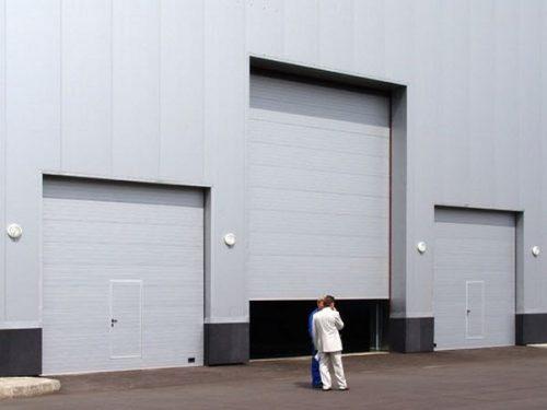 Промышленные ворота г.Шахты